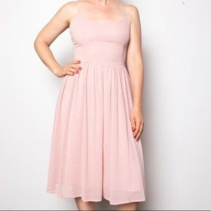 BB Dakota Pink Sundress